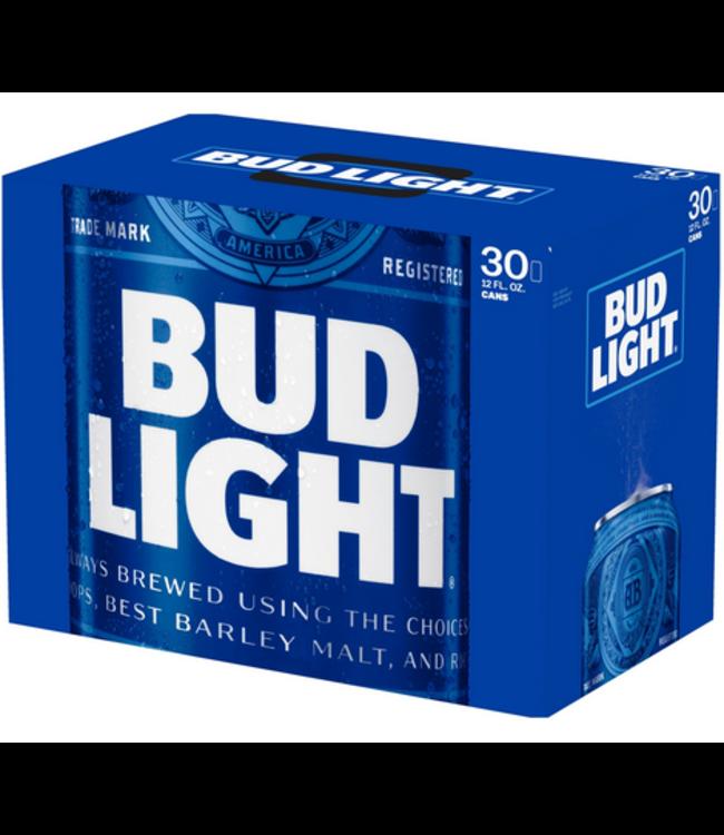 Bud Light Bud Light (30pk 12oz cans)