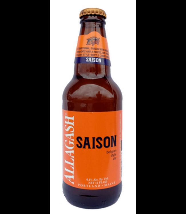 Allagash Allagash Saison (4pk 12oz bottles)