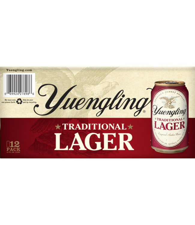 Yuengling Yuengling Traditional Lager (12pk 12oz cans)