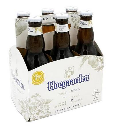 Hoegaarden (6pk 12oz bottles)