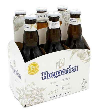 Hoegaarden Hoegaarden (6pk 12oz bottles)
