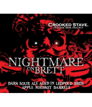 Crooked Stave Crooked Stave Nightmare On Brett 750ml