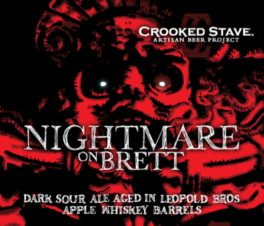 Crooked Stave Nightmare On Brett 750ml