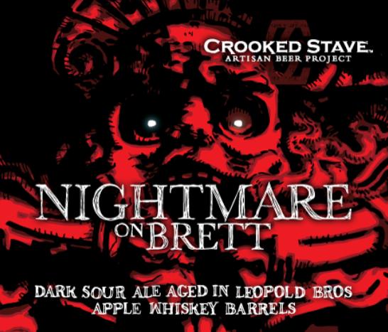 Crooked Stave Nightmare On Brett 750ml