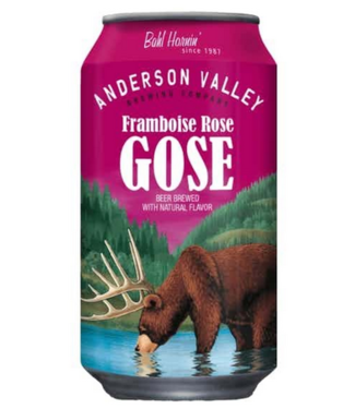 Anderson Valley Anderson Valley Rose Gose (6pk 12oz cans)