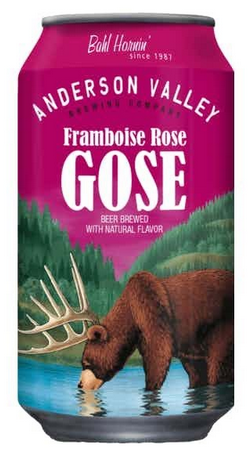 Anderson Valley Rose Gose (6pk 12oz cans)