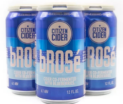 Citizen Cider Brose (4pk 12oz cans)