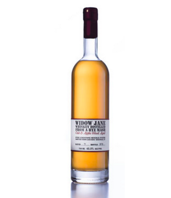 Widow Jane Oak & Applewood Aged 750ml
