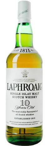 Laphroaig 10 Year 750ml