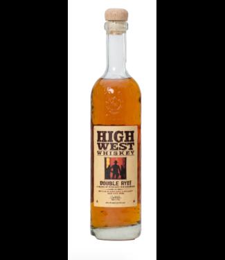 High West Double Rye 750ml