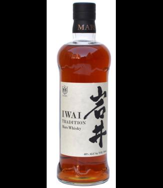 Iwai Iwai Tradition - Wine Cask Finish  Mars Shinshu