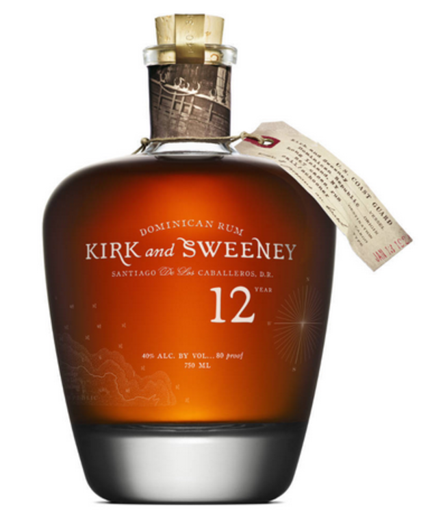 Kirk and Sweeney Kirk and Sweeney 12 Year 750ML