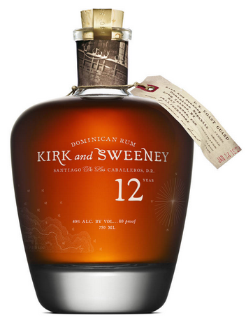 Kirk and Sweeney 12 Year 750ML