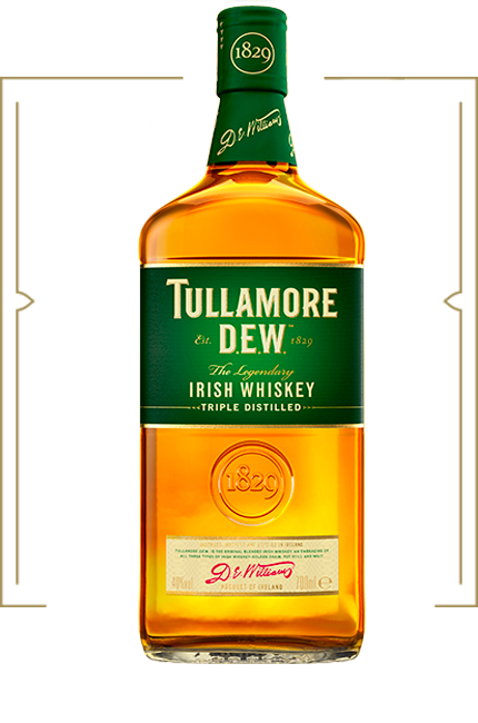 Tullamore Dew 18 Year Single Malt 750ml
