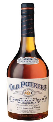 Old Potrero Single Malt Rye 750ml