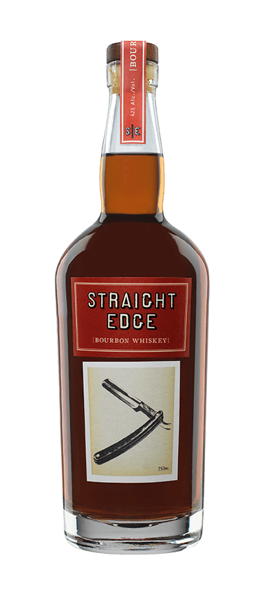 Splinter Group Straight Edge Bourbon 750ML