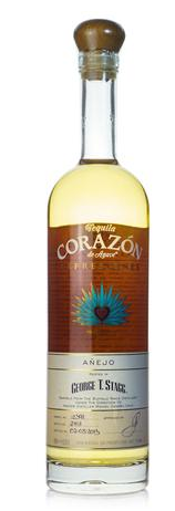 Corazon George T Stagg Finish Anejo
