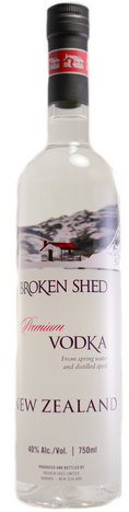 Broken Shed Premium Vodka 750ml