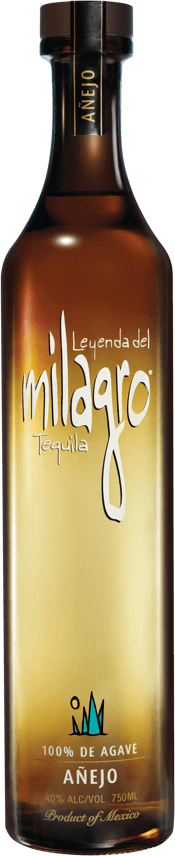 Milagro Barrel Select Reserve Anejo 750ml