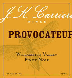 J.K. Carriere 'Provacateur' Pinot Noir 2017