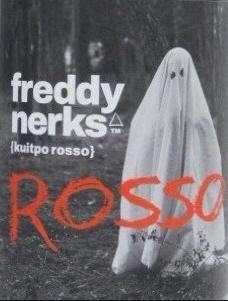 Freddy Nerks Kuitpo Rosso 2016