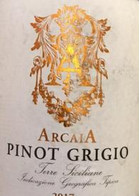Arcaia Pinot Grigio 2018 1.5L