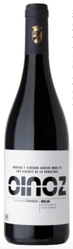 Oinoz Rioja Crianza 2014