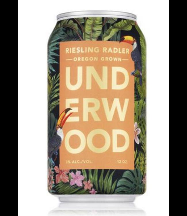 Underwood Underwood Riesling Radler 375ML Can