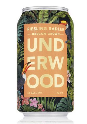 Underwood Riesling Radler 375ML Can