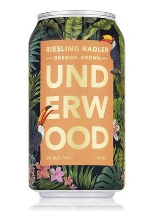 Underwood Riesling Radler 375ML Can