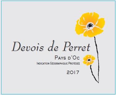 Devois de Perret Blanc Chardonnay 2018