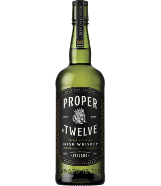 Proper Twelve Proper Twelve Whiskey 750ml