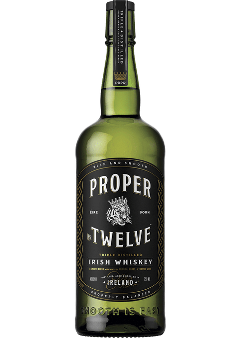 Proper Twelve Whiskey 750ml
