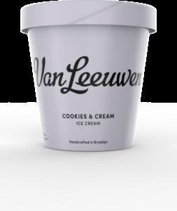 Van Leeuwen - Cookies & Cream