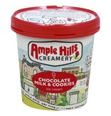 Ample Hills Creamery - Choc. Milk & Cookies