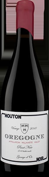 Mouton Oregogne Pinot Noir 2014