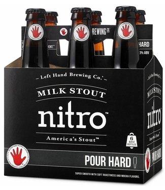 Left hand Left Hand Nitro Milk Stout (6pack 12oz bottles)