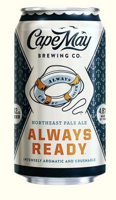 Cape May Brewing Always Ready (6pk 12oz cans)