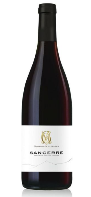 Georges Millerioux Sancerre Rouge 2017