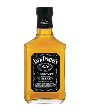 Jack Daniels 200ml