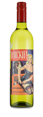 Some Young Punks 'Quickie' Sauvignon Blanc 2017