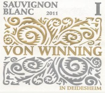 Von Winning 'II' Sauvignon Blanc 2017