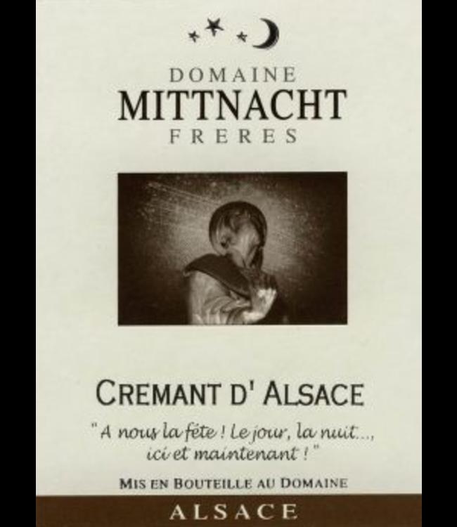 Domaine Mittnacht Cremant d'Alsace NV