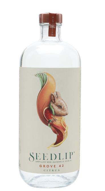 Seedlip 'Grove 42' Non-Alcoholic Spirit