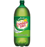 Canada Dry Ginger Ale (2L)