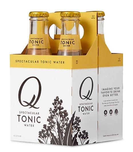 Q Tonic (4pk 7.5oz can)