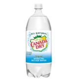 Canada Dry Seltzer Water 2L