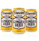 Barritts Ginger beer (4pk 12oz cans)