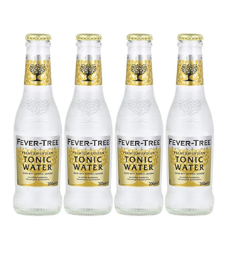 Fever Tree Indian Tonic (4 pk 200ml)