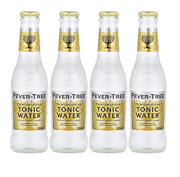 Fever Tree Indian Tonic (4 pk 200ml)